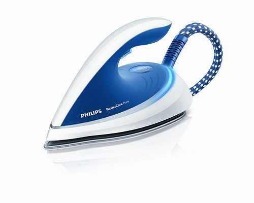 Philips PerfectCare Pure GC761920:Introducing Philips PerfectCare Pure  - the world's most compact powerful steam generator with the most advance anti-scale system, featuring OptimalTemp technology.