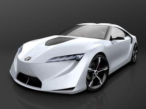Can this be the return of the Toyota Supra?  Way Cool! http://www.staugustinetoyota.com/