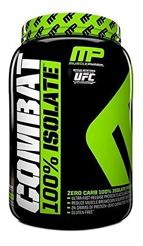 Muscle Pharm Combat 100 Isolate Whey Protein Banana Split 2 Pound * Be sure to check out this awesome product.