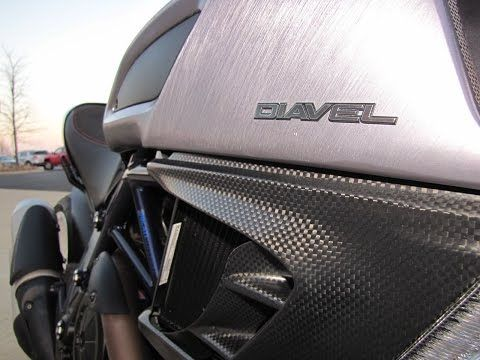 2013 Used DUCATI DIAVEL DIAVEL at Used Motorcycle Store Serving Chicago, Naperville, & Rockford, IL, IID 16010546