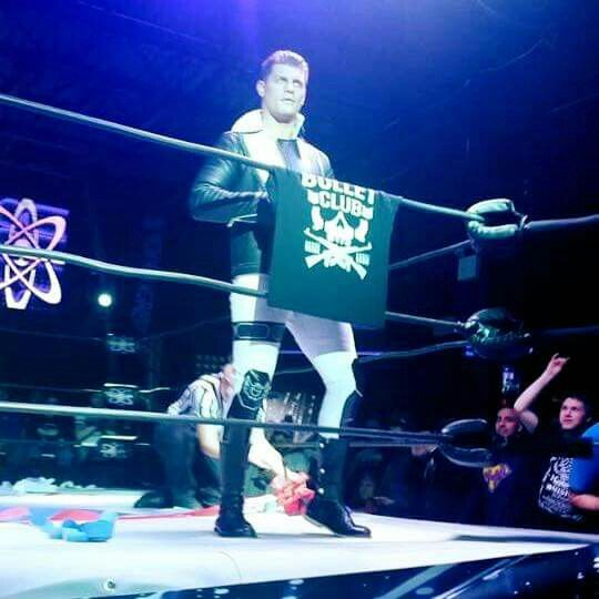 Cody Rhodes Joins The Bullet Club.