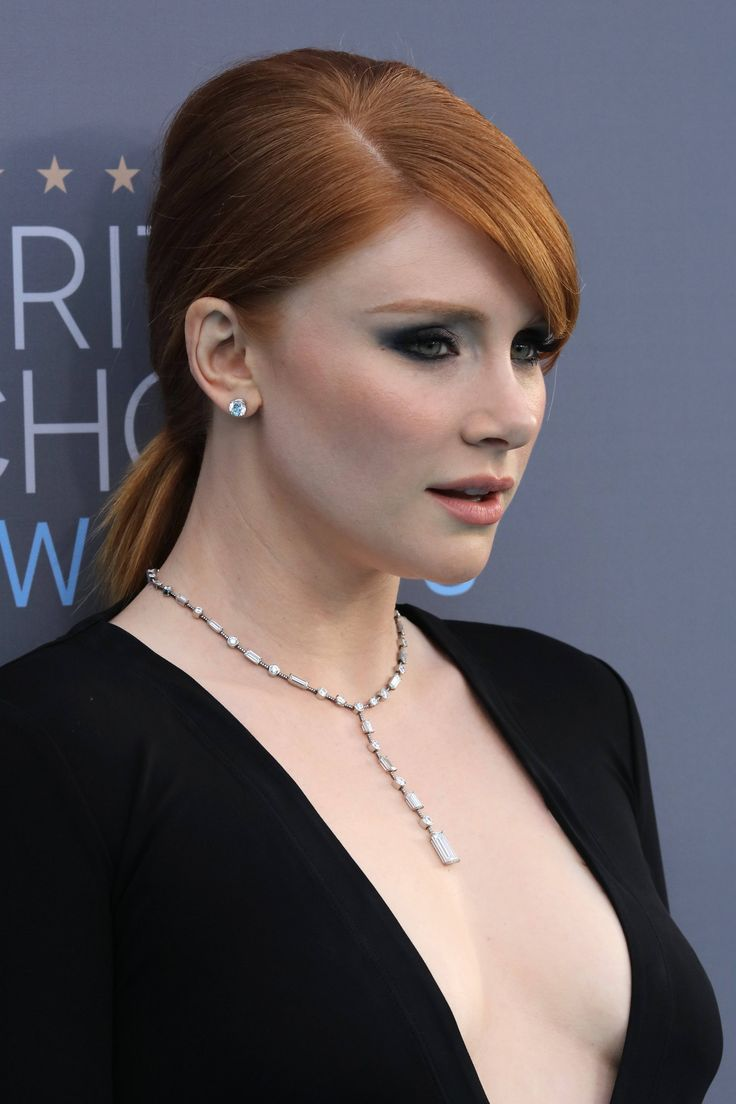 Bryce Dallas Howard - 21st Annual Critics' Choice Awards in Santa Monica - her skin care secrets at http://skincaretips.pro