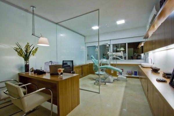 cadeira de dentista como decorar consultorio