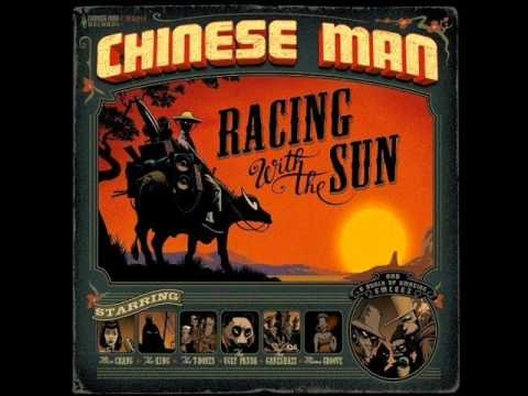 Chinese Man - Down album : Racing with the Sun - 2011