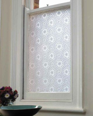 51 best duquesa by walker zanger images on pinterest for Bathroom window privacy solutions