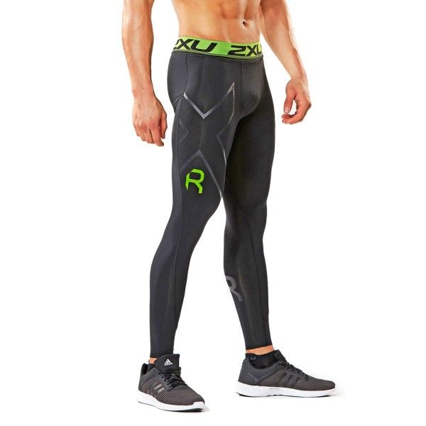 Get fit in no time with this  2XU Refresh Recovery Mens Compression Tights - Black/Nero - http://fitnessmania.com.au/shop/sportitude/2xu-refresh-recovery-mens-compression-tights-blacknero/ #Exercise, #Fitness, #FitnessMania, #Gear, #Gym, #Health, #Mania, #MenCompressionClothing, #Sportitude