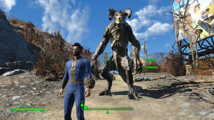 Fallout 4 early mods