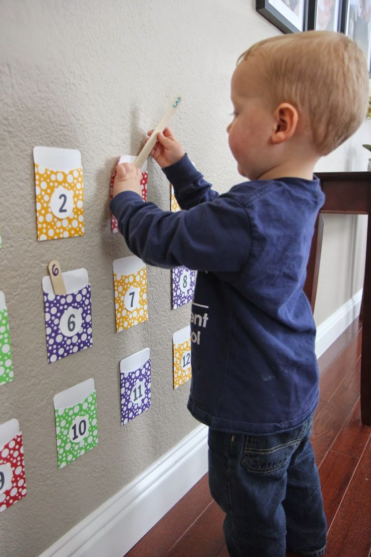 Handheld coloring games for toddlers - Number Pocket Game For Toddlers And Preschoolers