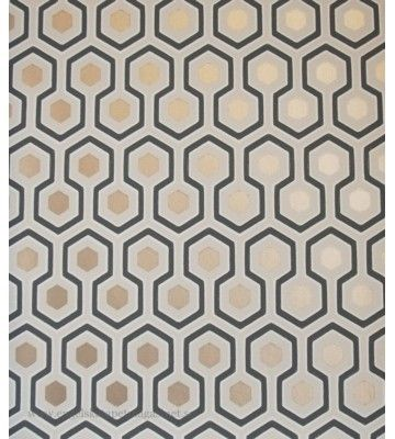 Cole and Son - Hicks and Hexagon