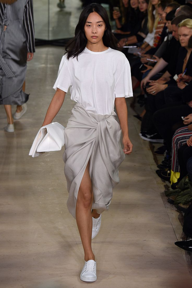 Take a lesson in neutral dressing from Joseph Spring 2016