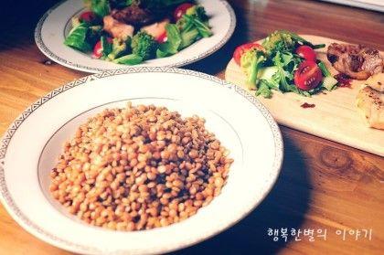 렌틸콩 - 오늘의 아침은 고소한 렌틸콩 볶음 : 네이버 블로그
