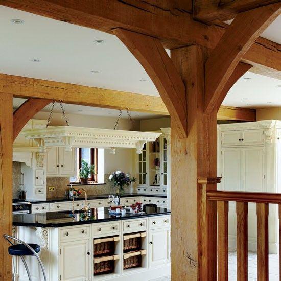 19 best barn doors images on pinterest for Barn conversion kitchen designs