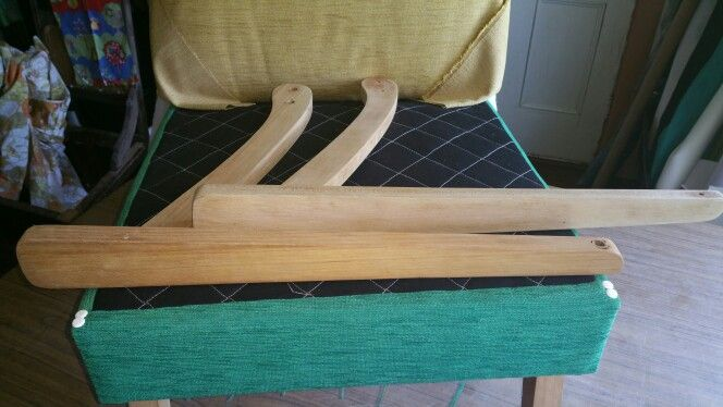 Arms sanded
