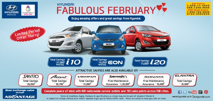 57 best Offers from Hyundai images on Pinterest | Automobile, Cars