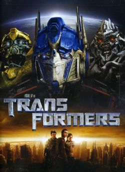 Based on the Hasbro toy line that initially captivated kids in the 1980s, director Michael Bay's TRANSFORMERS finds two warring bands of shape-shifting alien robots renewing their intergalactic confli
