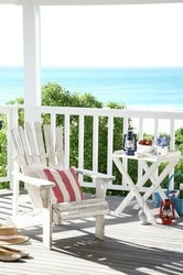 Beach House Porch, or Where I'd Like to be Right Now: The Beach, Kid