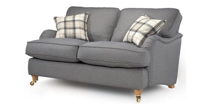Medium Plain Sofa - Country Living DFS
