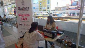 """Registro civil de Oaxaca pone en marcha programa """"bienvenido paisano"""""""