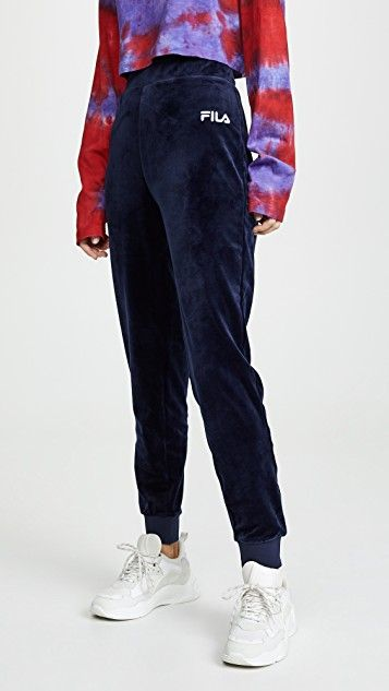 75516ec8 Sara Velour Joggers in 2019   outfits   Leggings are not pants ...