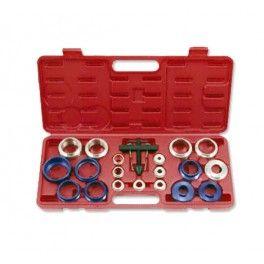 Conjunto para extraer/instalar retenes de cigüeñal Kit de extracción e instalación del retenes del cigüeñal.  www.motortool.es