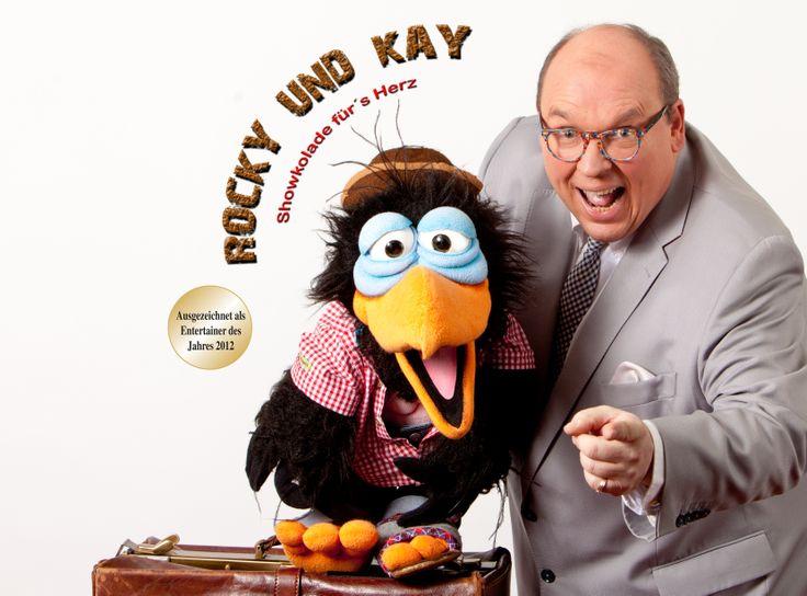 Guten Tag, ich bin Kay Scheffel und ich freu mich auf Euch.