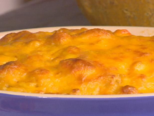 Get Paula Deen's Shrimp and Crab Au Gratin Recipe from Food Network