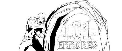101 ERRORES QUE HACEN LAS #PYMES EN SU #MARKETINGONLINE  El post aquí >>> http://bit.ly/1nMmAGA