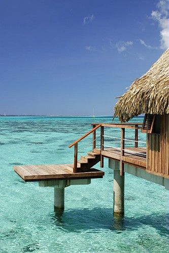 Sofitel Moorea Ia Ora Beach Resort Dream Beach Vacation #AccorVacation