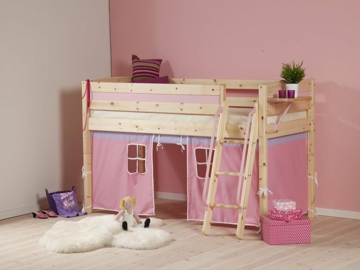 Thuka Trendy Cabin Bed With A Play Tent Great Savings On The Recommended Retail Price From Rainbow Wood Souths Premier Childrens Bedroom