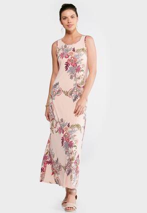e37643e06a57 Cato Fashions Plus Size Floral Maxi Dress #CatoFashions | CATO ...