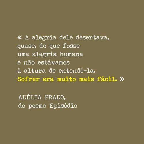 poemas adelia prado - Google Search