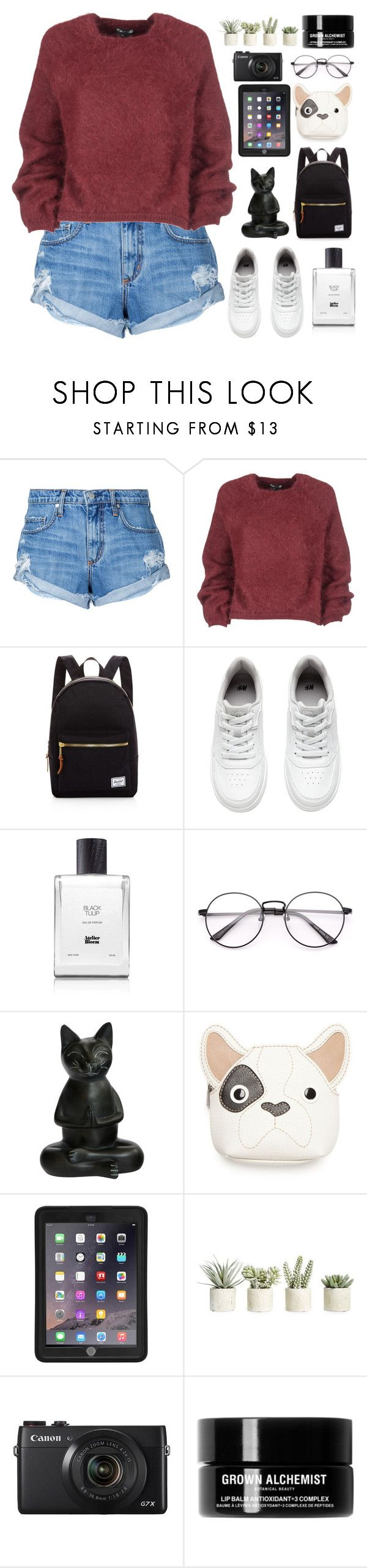 sweaters on by pure vnom liked on polyvore featuring nobody denim
