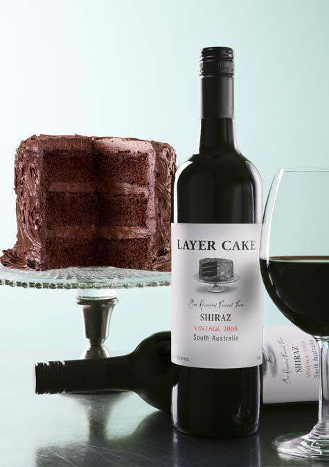 Layer Cake Shiraz from Australia. They have vineyards in many diff wine growing regions globally. Well valued.
