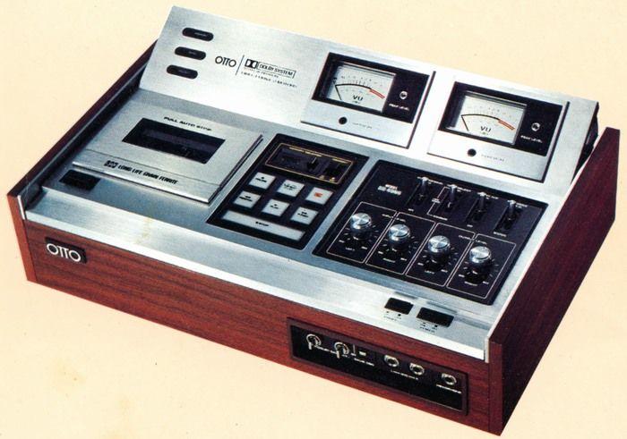 OTTO/SANYO RD-4600 1974