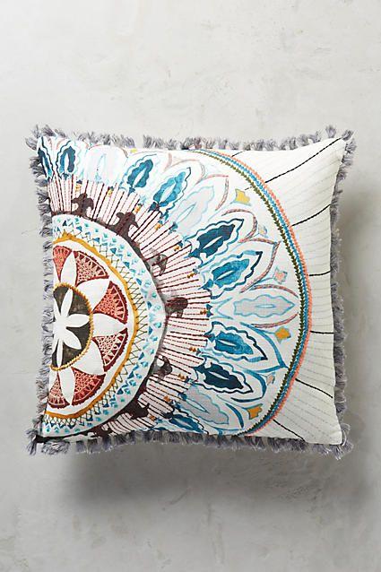 Seraphita Pillow - anthropologie.com