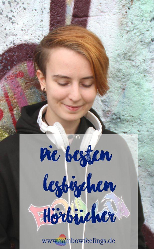 Die schönsten lesbischen Hörbücher stelle ich dir in diesem Post vor :) Von Sarah Waters bis zu Lina Kaiser ist alles dabei!  #lesbischesleben #lesbischebücher #werbung