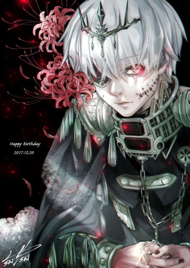 Pin de Reo _ em Tokyo ghoul wallpapers Anime, Ghoul