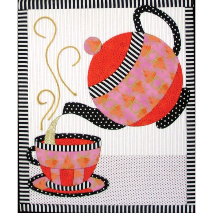 Amazon.com: Artsi2 A2TEAST1 Tea Set Wall Hanging Kit
