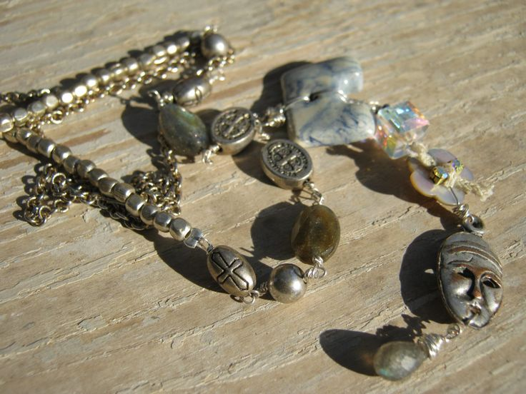I Had A Dream Necklace by KaRaExquisiteJewelry on Etsy
