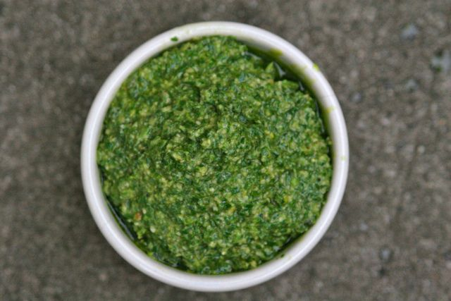 Italian basil pesto recipe | Lip-Smacking Good! | Pinterest | Pesto ...