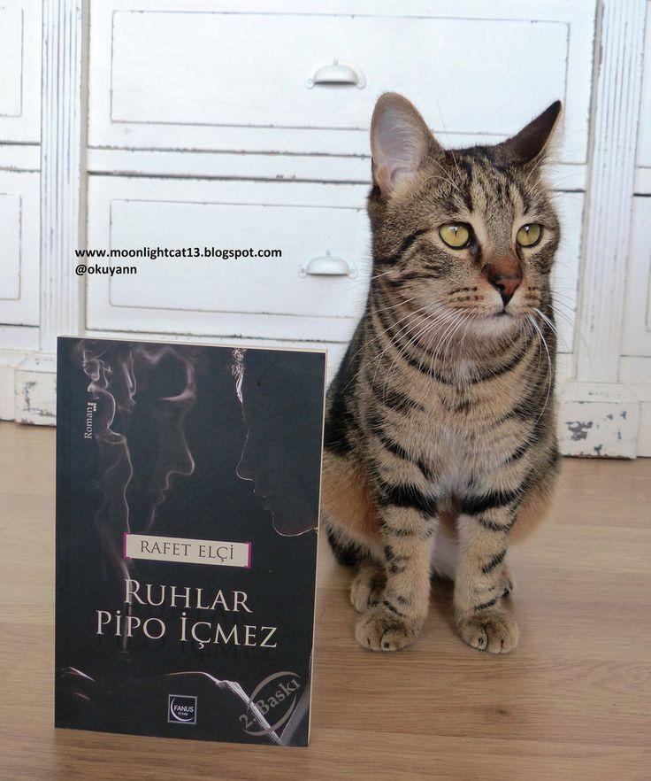 moonlightcat13: Okuma Halleri, Fotoğraflarla - Ruhlar Pipo İçmez /...
