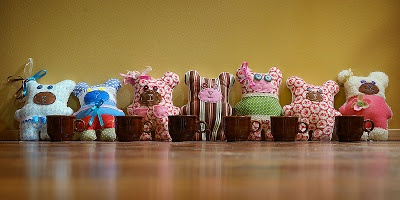 a lot of little bears in one place, ;)