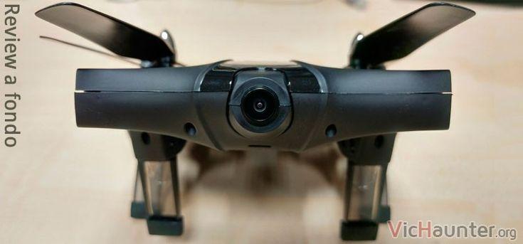 Review a fondo del dron Falcon XY017 -  Esta vez te traigo algo diferente. En lugar de analizar algún teléfono batería o componente de hardware vamos a por algo más divertido. Análisis del dron Falcon XY017 que es bastante más que un juguete. Gracias a nuestros amigos de Banggood hemos podido echarle el guante y probarlo y por desgracia no he sido el []  La entrada Review a fondo del dron Falcon XY017 aparece primero en VicHaunter.org.