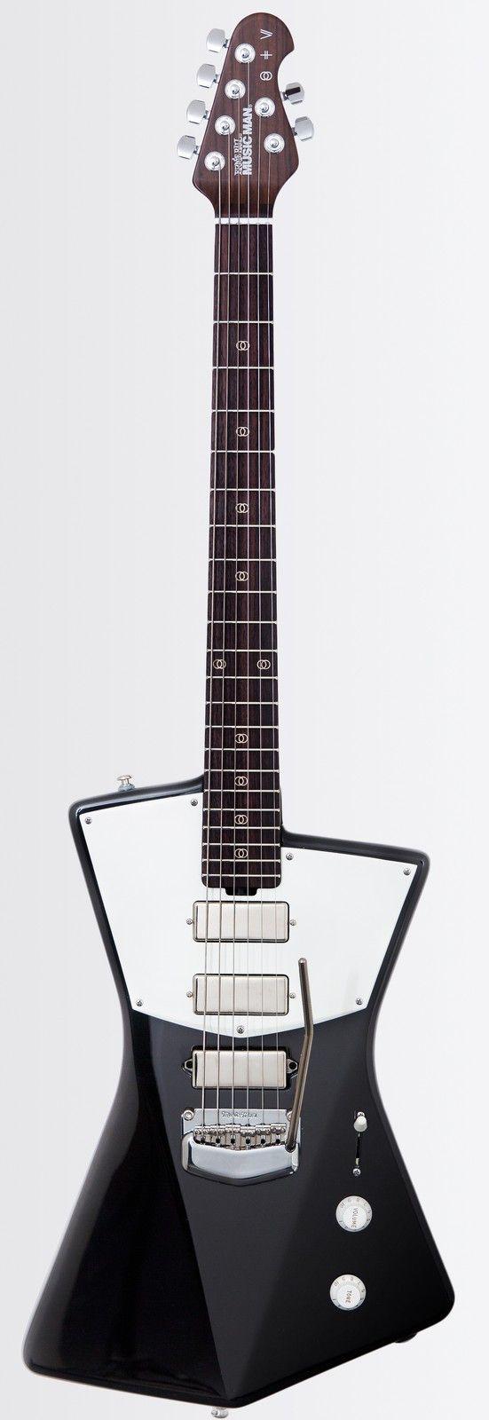 Ernie Ball Music Man St. Vincent Signature Guitar