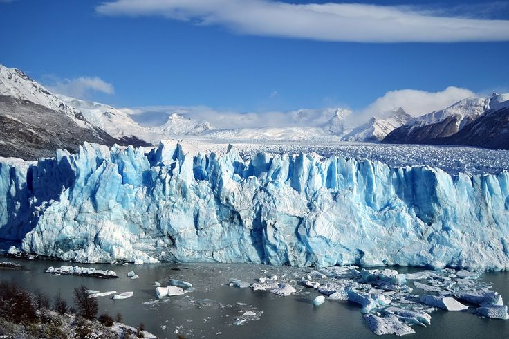 Patagonia, Glacier, Ice, Extreme, Wilderness, Melt