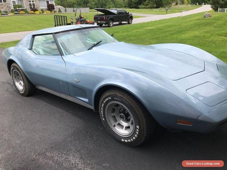 1977 Chevrolet Corvette #chevrolet #corvette #forsale #unitedstates