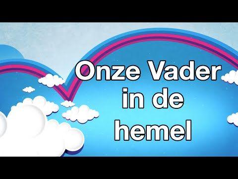 Onze Vader in de hemel (met tekst) - opwekking 436 - YouTube