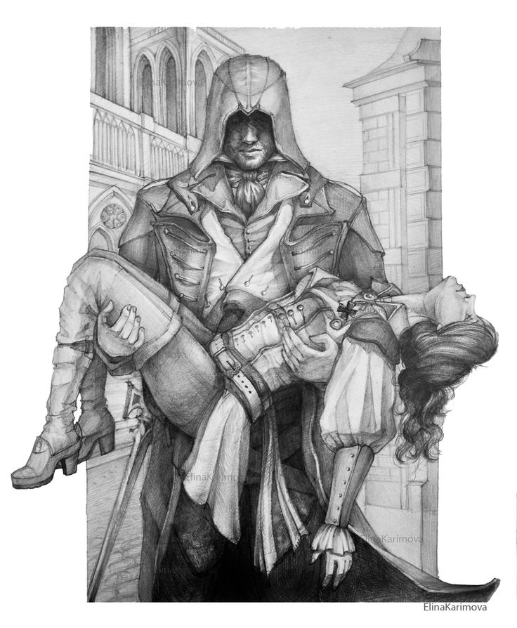 Image result for arno and elise fanart
