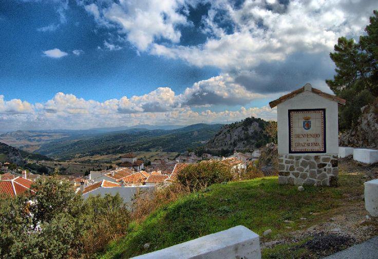 Grazalema, Andalucia Cycling