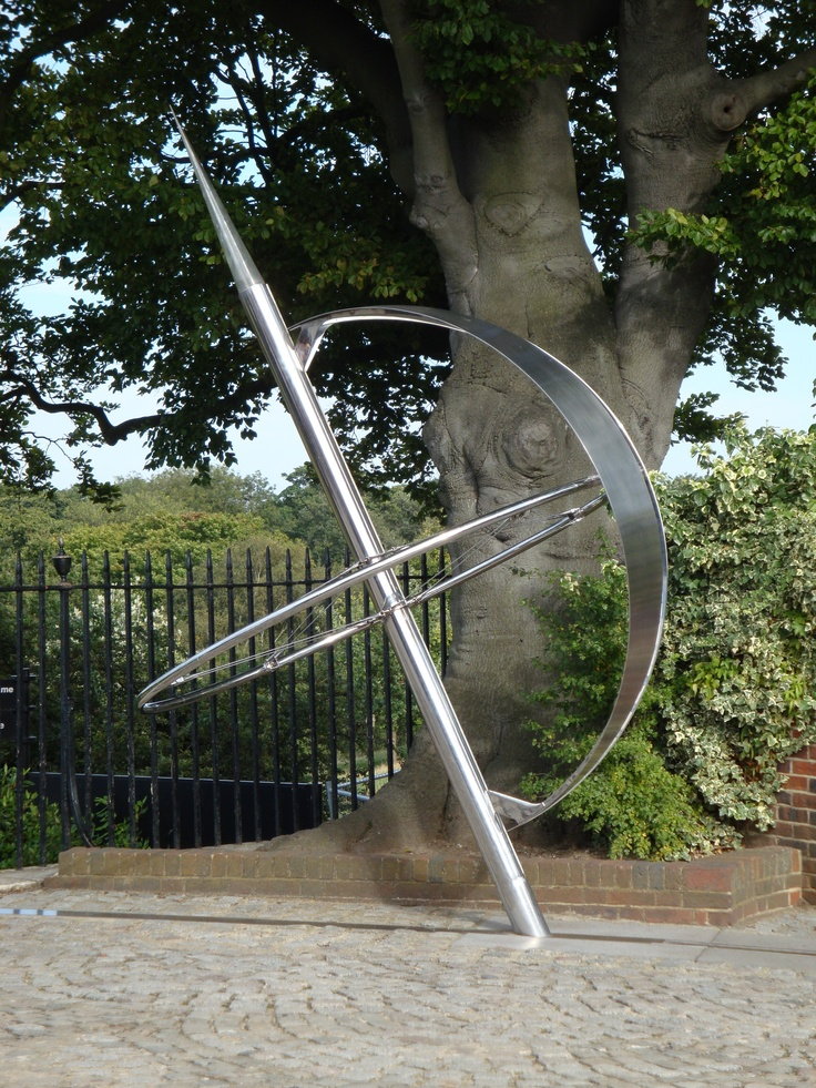 Prime Meridian of the World Greenwich